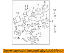 GM OEM Front Seat-Recline Handle Lever Right 88941659