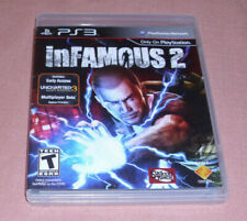 InFamous 2 Sony PS3 Game Beast Coming Prepare Cole MacGrath Hero 2011