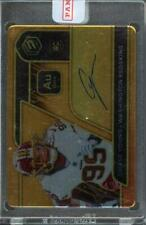 2020 Panini Elements Chase Young RC Auto Gold /79 #133 Rookie