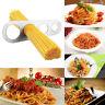 Edelstahl Spaghetti Measurer Pasta Noodle Maßnahme Cook Einfach zu-bedienen B2B8