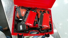 HILTI - HAMMER DRILL KIT TE 4-A/ 6-A DRS SDS KIT WITH VACUUM FREE SHIPPING NEW!