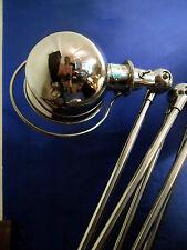 JIELDE LAMPE LAMPADAIRE  ANCIENNE LAMPE JIELDE LISEUSE 5 BRAS POLIE MIROIR