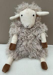 NEW Jellycat Sherri Sheep Lamb Medium Soft Toy Comfort Cream Shaggy Fluffy BNWT