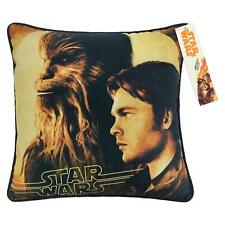 """Franco Solo: A Star Wars Story 15""""x15"""" Kessel Throw Pillow Yellow"""