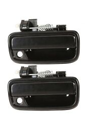 Pair Set of Front Left & Right Outside Handle Doors Genuine for Toyota Tacoma