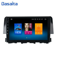 Android 8.0 Car Stereo Radio Player for Honda Civic Auto GPS Navigation Headunit