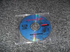 SEGA MEGA POWER CD MAGAZINE COVER DEMO DISC - LAWNMOWER MAN DEMO - TESTED