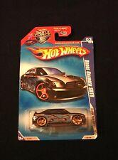 Hot Wheels Battle Force-Blue Dodge Charger SRT8- 2009- Faster Than Ever