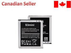 Replacement Samsung Galaxy S3 Mini Battery GT-i8190 EB-F1M7FLU / EB-L1 S III