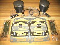 POLARIS 800 FIX KIT PISTON CYLINDER 10-12 RMK PRO ASSAULT DRAGON LIBERTY ENGINE