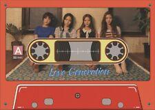 DIA - Love Generation [L.U.B ver] (3rd Mini Album) CD+Tracking no.