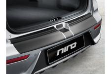 Brand New Genuine Kia Niro 2020> Black Rear Bumper Protection Foil G5272ADE50BL