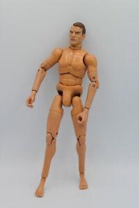 """21st Century Toys G I Joe 1/6 Scale 12"""" Figure Nude 2000"""