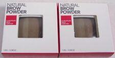Lot of 2, New European Wax Center Natural Brow Powder FLORENCE eyebrow filler