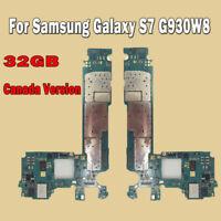 Logic Main Motherboard For Samsung Galaxy S7 G930W8 32GB Unlocked Canada Version