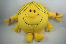 "Little Miss Sunshine Plush THOIP Mr. Men Yellow 8"" stuffed animal toy 2009"
