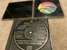 Pink Floyd - Wish You Were Here CD Japan Harvest Audiophile