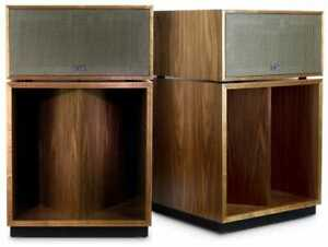 Klipsch LaScala AL5 Floorstanding Speakers Pair Walnut B-stock