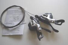 Shimano XTR Schalthebel SL-M980-B  I-Spec 2/3x10 Shifterset wie Bild