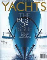 Yachts International Magazine - January / February 2019