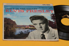 "ELVIS PRESLEY 7"" 45 EP PEACE IN THE VALLEY USA COPERTINA CARTONATA"