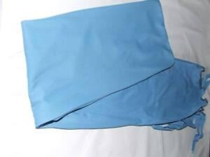 Ecotak Lycra Rugless Tail Bag Bluey grey Ecotak