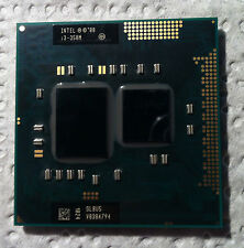 CPU Intel Core i3-350M Processor (2.26-GHz, 3MB L3 cache)