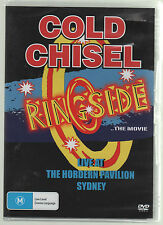 COLD CHISEL RINGSIDE THE MOVIE DVD REGION 0 PAL NEW