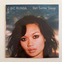 BIC RUNGA : GET SOME SLEEP ♦ CD Single Promo NEUF ! ♦