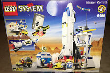 New Lego System Mission Control (6456) Space Shuttle 1999 Extremely RARE!