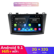 ANDROID 9.1 32G FOR MAZDA 3 2010 2011 2012 2013 AUTO GPS RADIO DVD CAR BLUETOOTH