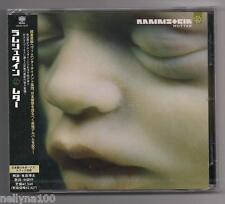 "RAMMSTEIN ""MUTTER"" JAPAN CD +1 Bonus Track *SEALED*"