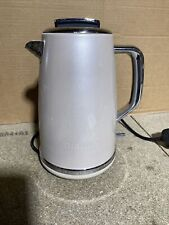 Breville Lustra Electric Kettle, 1.7 Litre,Shimmer Crea  VKT063