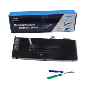 """7080mAh A1382 A1286 Battery for Apple MacBook Pro Unibody 15""""Early 2011 Mid 2012"""