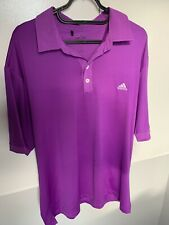 adidas golf polo shirt xl
