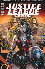Justice League Univers N°7 - Urban Comics-D.C. Comics - Septembre 2016