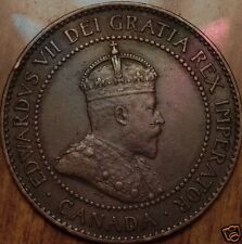 1902 Canada  Large Cent   #1