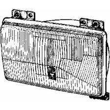 Hauptscheinwerfer links - van Wezel 1745947