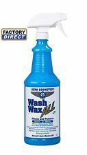 Wash Wax ALL 32 oz Waterless Car Wash for Car Boat RV Motorcycle Aircraft