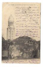lille  la noble tour et l'église saint-sauveur