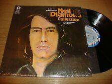 Neil Diamond - 20 Original Hits - LP Record  NM NM