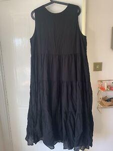Uniqlo Woman Black Dress XL BNWT