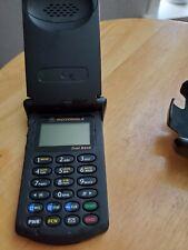 Motorola StarTAC Antenna Flip Phone Vintage Collectible Great Shape Untested