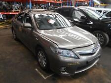TOYOTA CAMRY TRANS/GEARBOX AUTOMATIC, CVT, ELECTRIC HYBRID, ACV40, 02/10-11/11