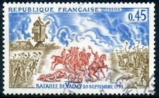 STAMP / TIMBRE FRANCE OBLITERE N° 1679 BATAILLE DE VALMY