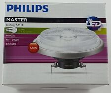 Philips Master LED AR111 Spot 11 = 50W 570 LUMEN 40D 3000K WARM WHITE DIMMABLE
