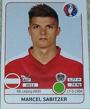 647 Marcel Sabitzer AUSTRIA Panini Euro 2016 France sticker