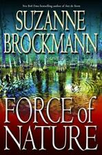 Troubleshooter: Force of Nature No. 11 by Suzanne Brockmann (2007, Hardcover)