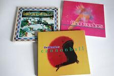 BREEDERS Singles lot SAFARI Divine Hammer CANNONBALL B-Sides Rare Tracks CD 4AD