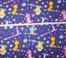 New Nurses uniform scrub top xs sm med lg xl 2xl 3xl 4xl 5xl My Little Pony